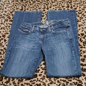 Abercrombie and Fitch sz 4 R Madison jeans stretch